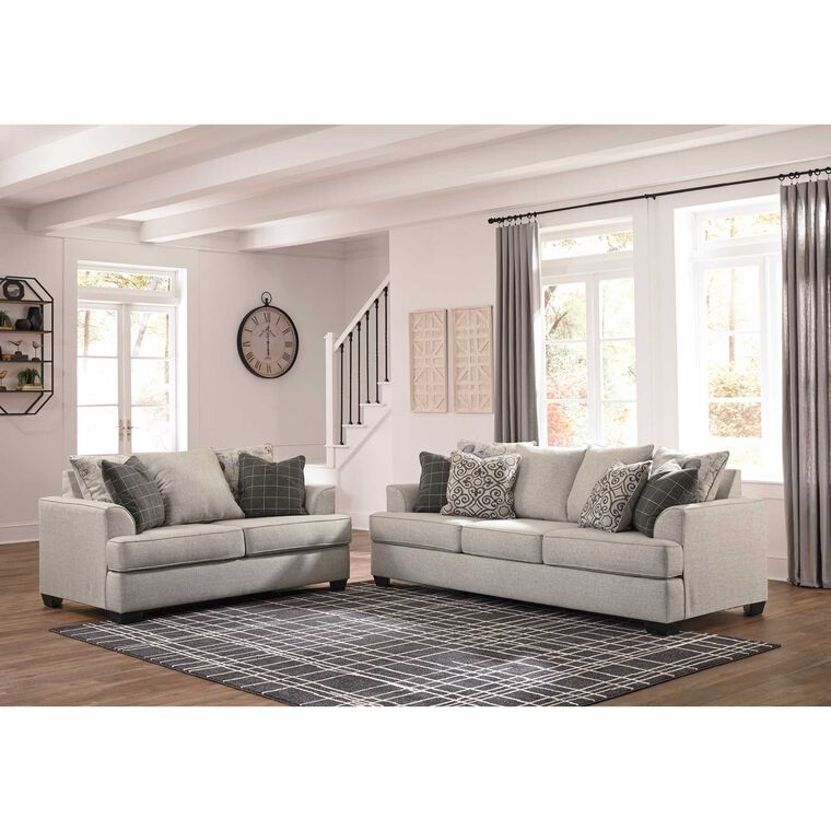 2-Piece Velletri Sleeper Living Room Collection