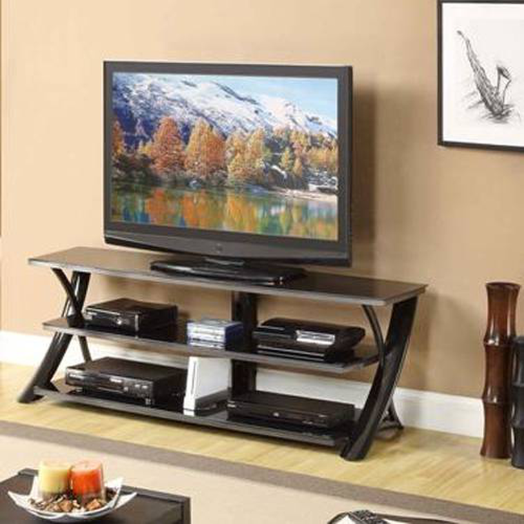 whalen entertainment centers 65 contemporary tv stand. Black Bedroom Furniture Sets. Home Design Ideas