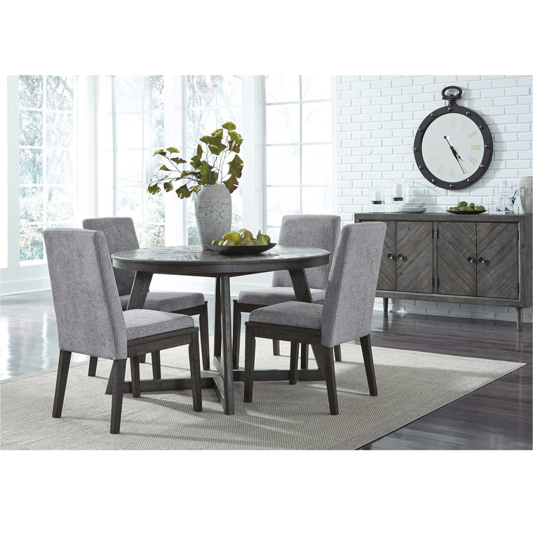 6-Piece Besteneer Dining Room Collection with Server/Buffet
