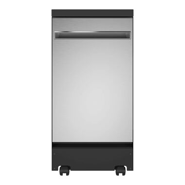 "18"" Portable Dishwasher - Stainless"