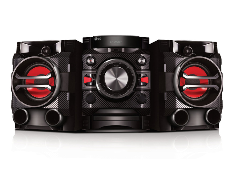 230W X-BOOM Hi-Fi Bluetooth Audio System