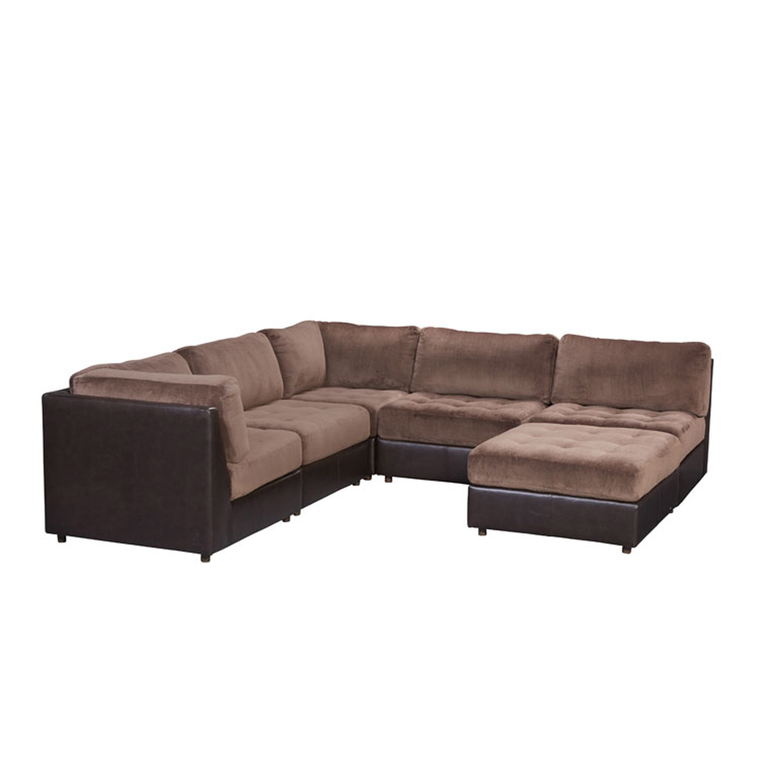 10-Piece Hennessy Modular Sectional Living Room Collection