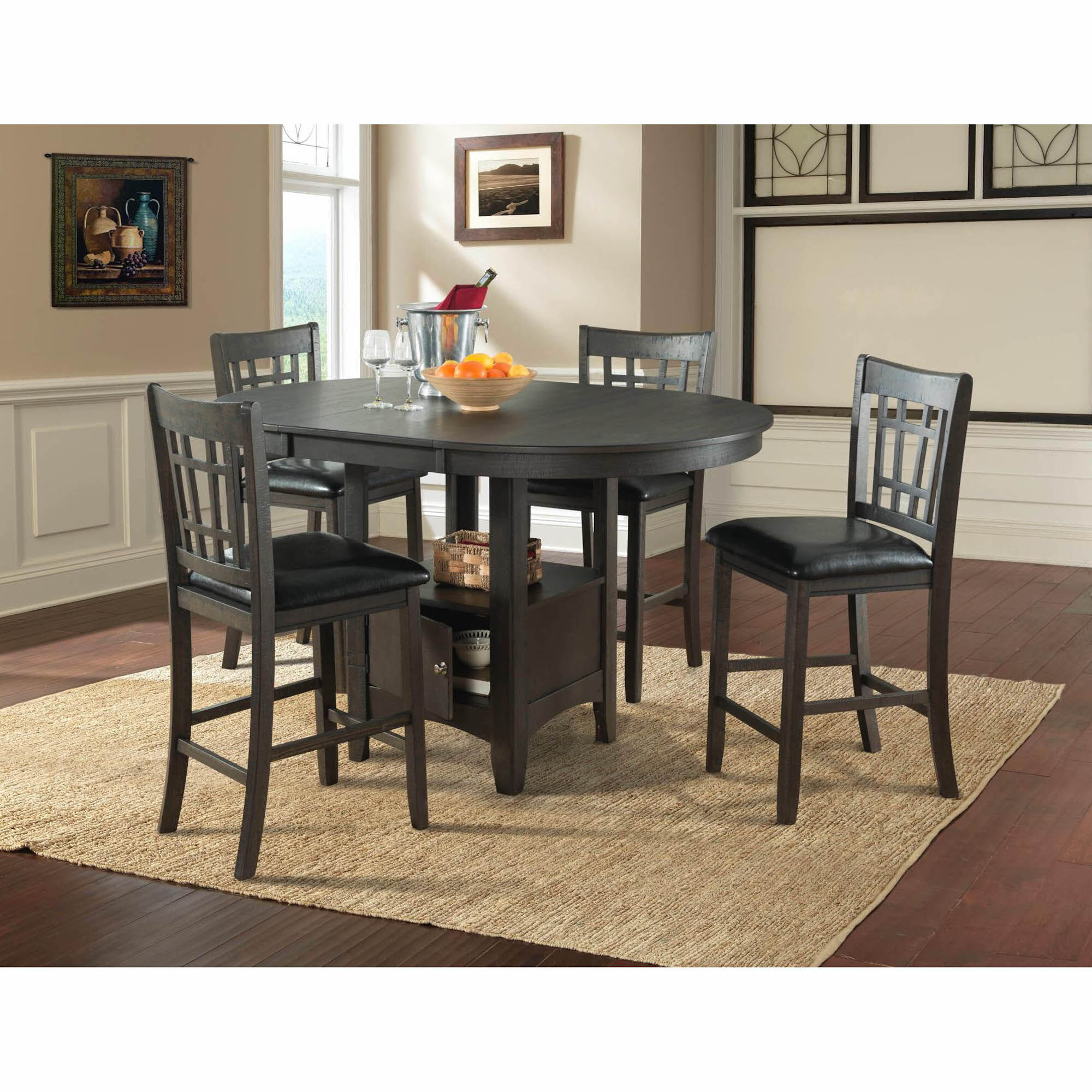 5 Piece Max Dining Room Collection
