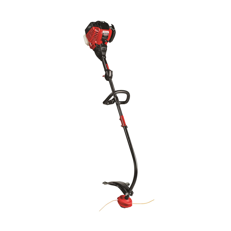 "29cc 17"" 4 Cycle Curved Shaft String Trimmer"