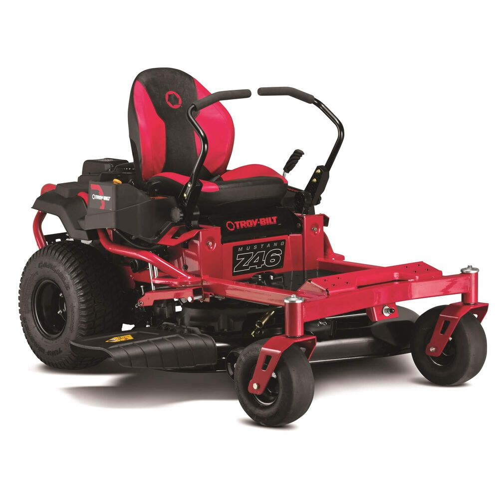 Rent To Own Troy Bilt Mustang Z46 46 Zero Turn Riding Mower At Aaron S Today