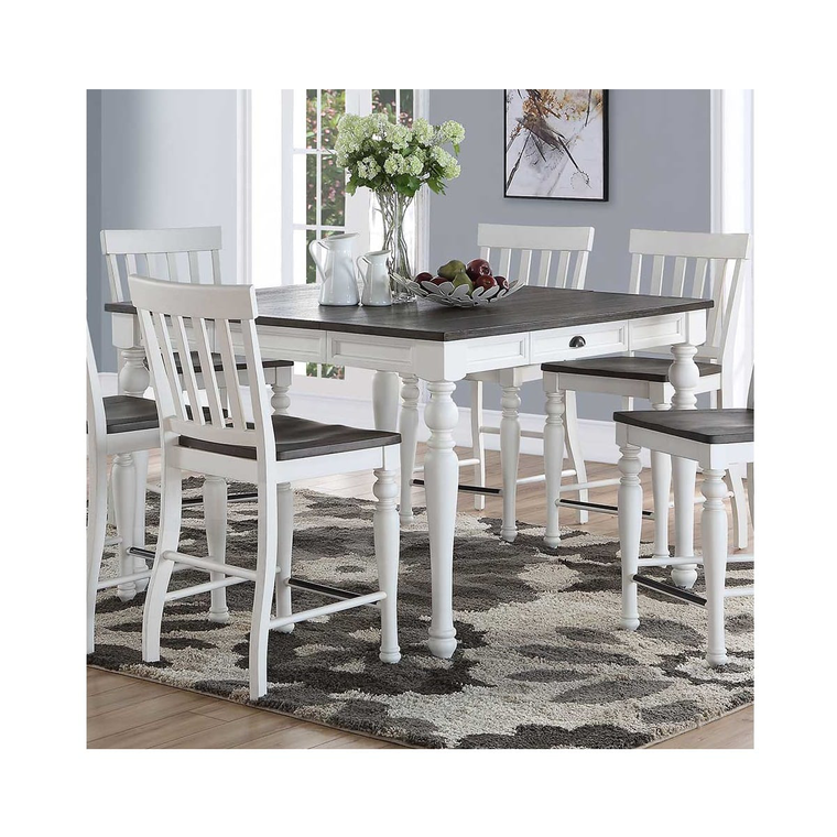 """8-Piece Joanna 54"""" Counter Height Dining Room Collection"""