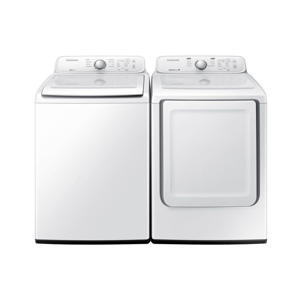 Rent To Own Washer And Dryer >> 4 5 Cu Ft Top Load Washer 7 2 Cu Ft Electric Dryer