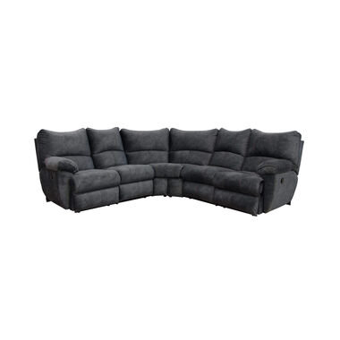 2-Piece Chase Lay Flat Reclining Sectional