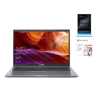 """15.6"""" Laptop with AMD Athlon CPU, Microsoft 365 & Total Defense Internet Security"""