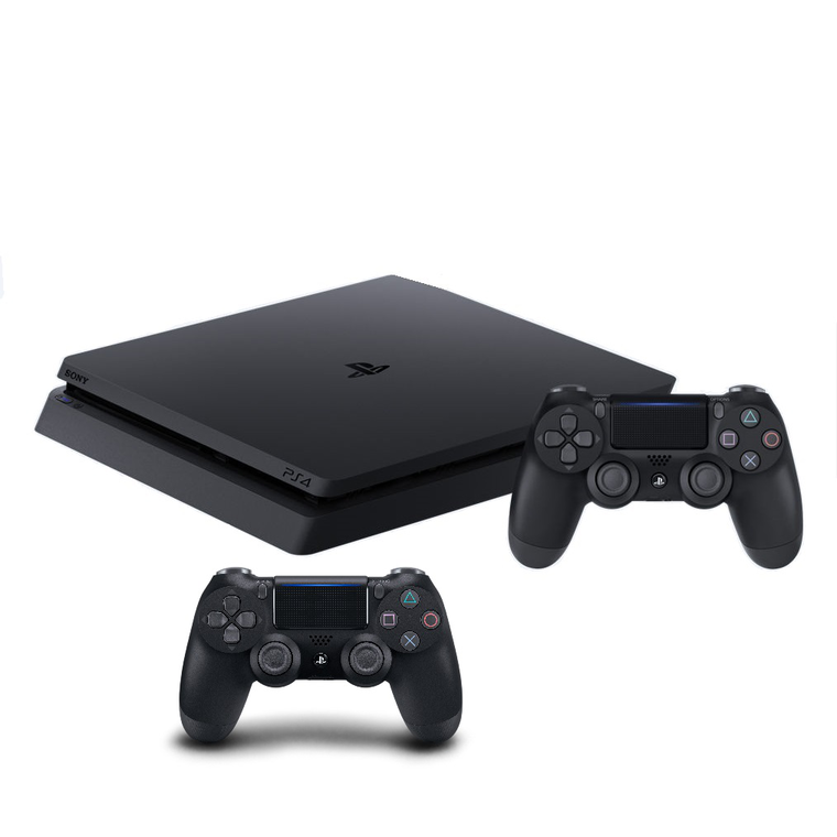 1TB Playstation 4 Gaming System with 2 Controllers