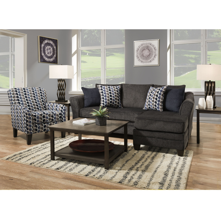 Lane Sofa & Loveseat Sets 2-Piece Bubbles Living Room
