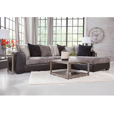 2-Piece Jamal Chaise Sofa Sectional