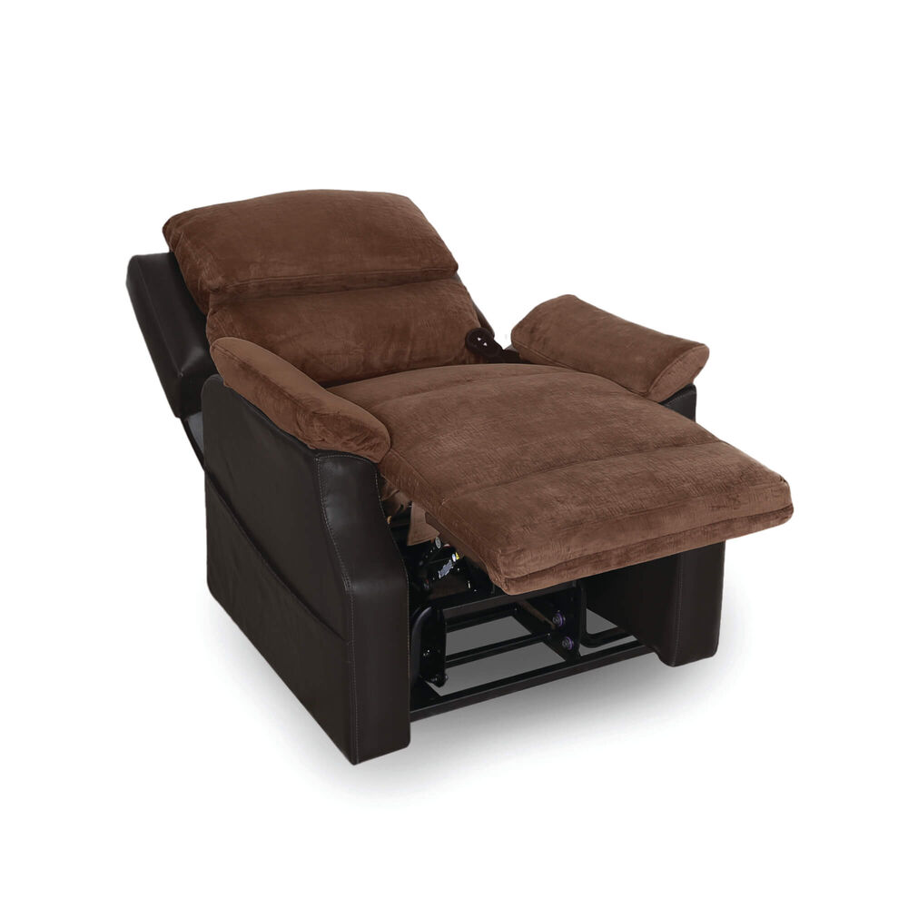 Reclinables y butacas franklin sill n reclinable for Sillon reclinable