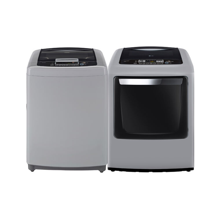 3.3 cu. ft. Top Load Washer & 7.3 cu. ft. Electric Dryer