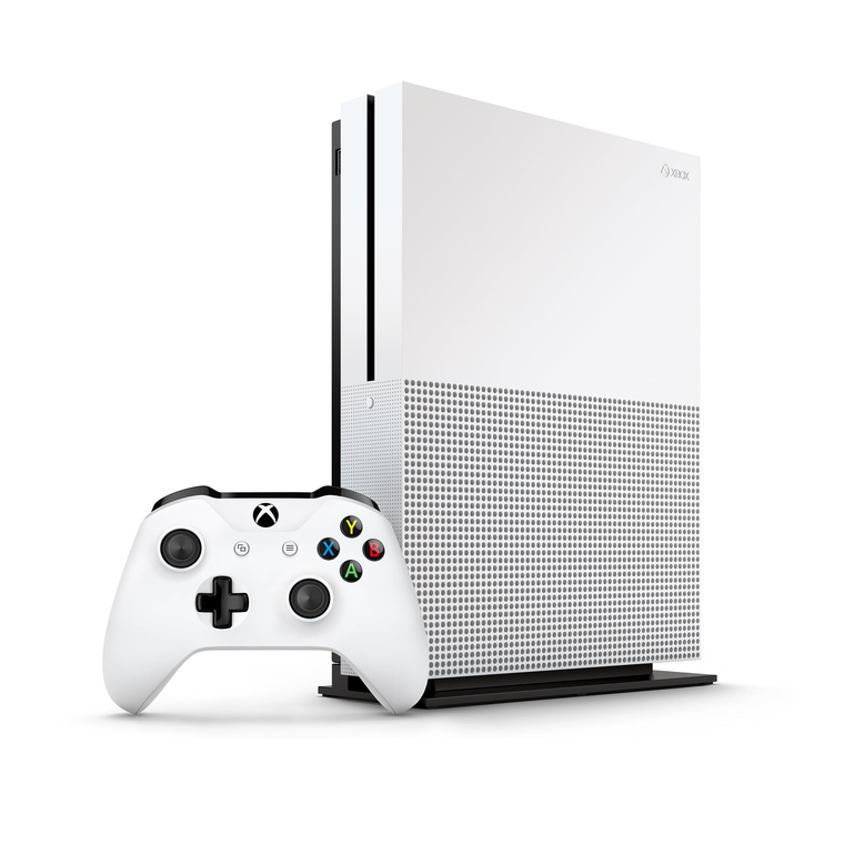 1TB Xbox One S Console with Headset Bundle