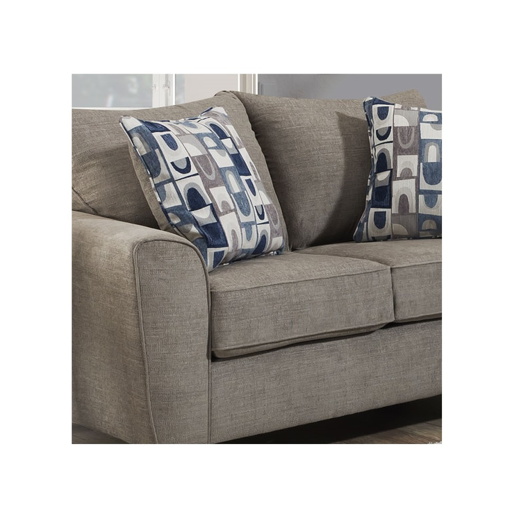 2-Piece Eden Sofa & Loveseat