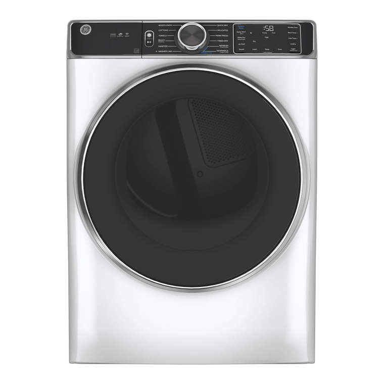 5.0 cu.ft. Front Load Energy Star Washer & 7.8 cu.ft. Electric Steam Dryer