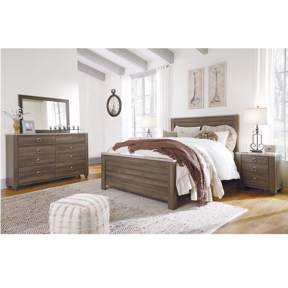 Ashley Bedroom Groups 6-Piece Birmington Queen Bedroom Collection