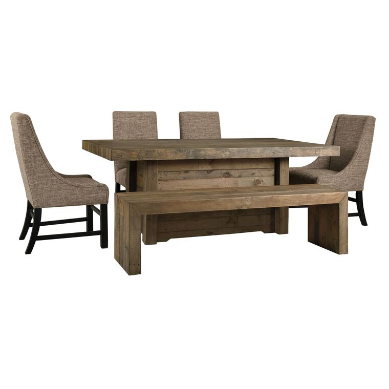6-Piece Sommerford Dining Room Collection
