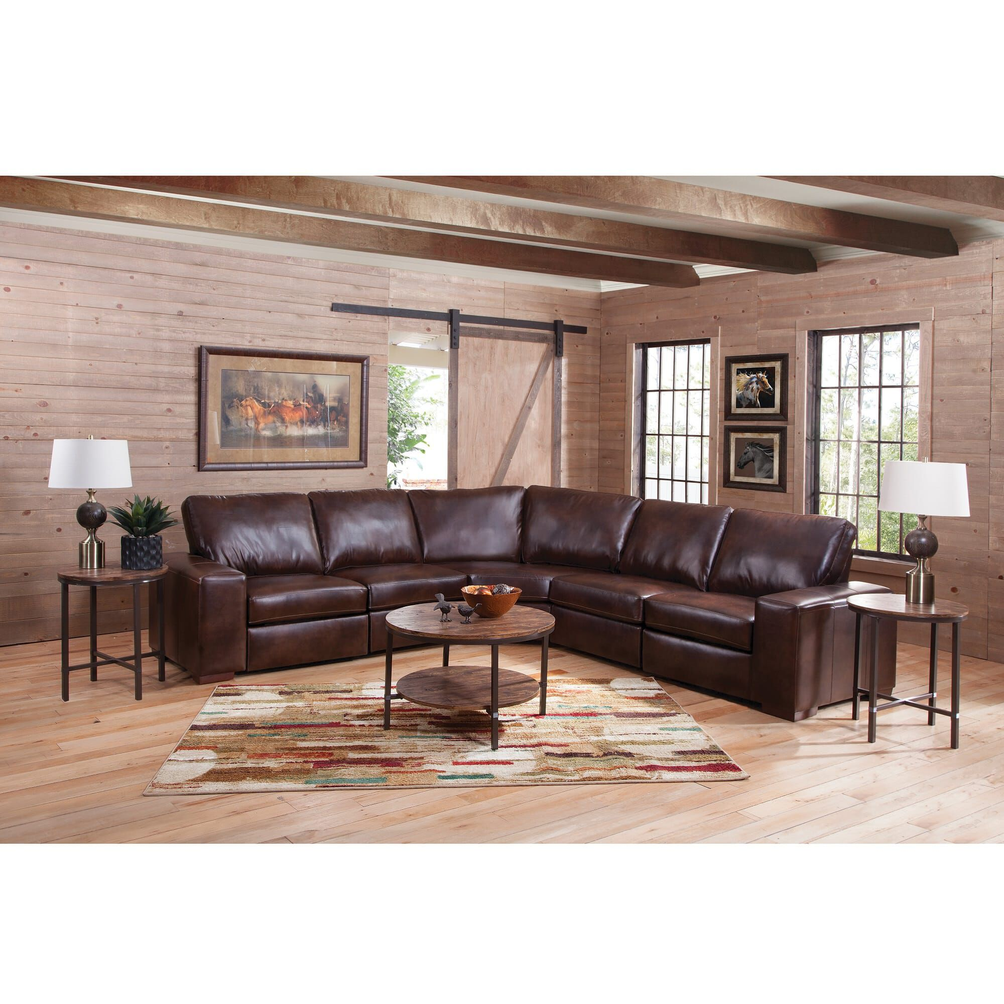Beau 5 Piece Daytona Living Room Collection