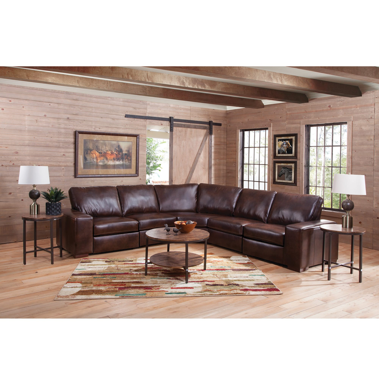 Woodhaven Industries Living Room Sets 5-Piece Daytona