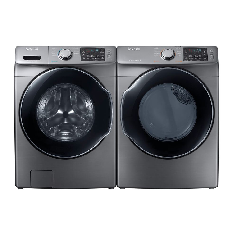 Energy Star Front Load Steam Washer 7 5 Cu Ft