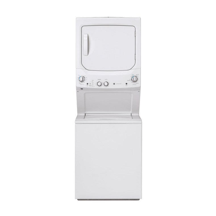 Spacemaker® 4.4 cu. ft. Top Load Washer & 5.9 cu. ft. Gas Dryer