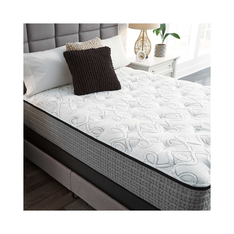 "14.5"" Tight Top Plush Queen Innerspring Boxed Mattress"