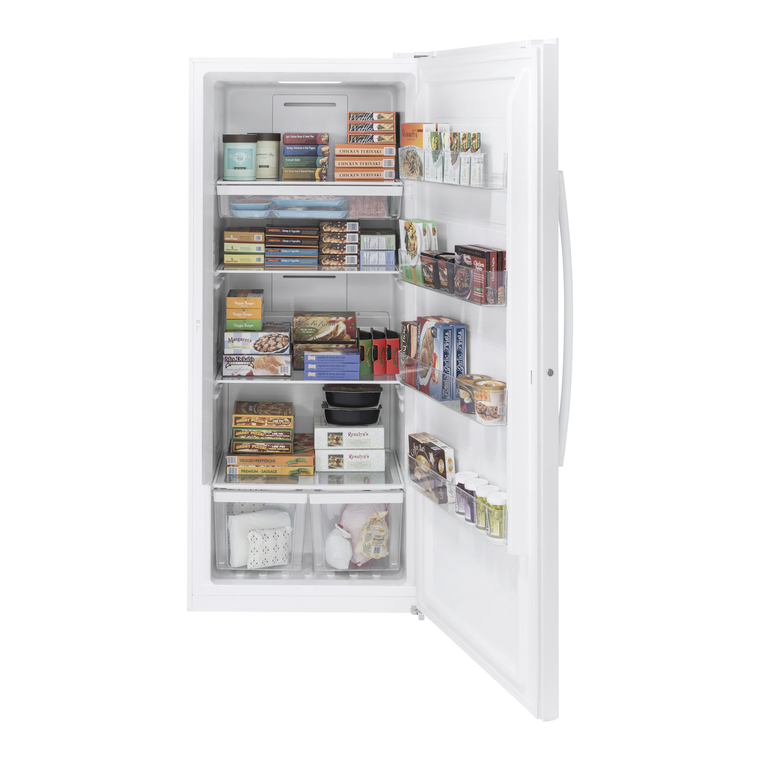 21.3 cu. ft. Energy Star Frost Free Upright Freezer