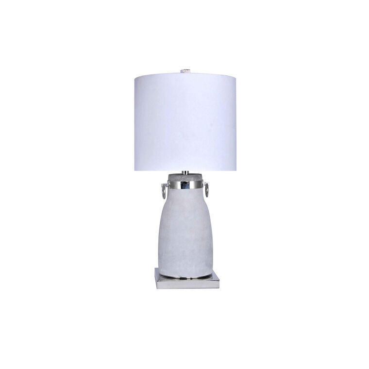 Concrete Table Lamp (Set of 2)