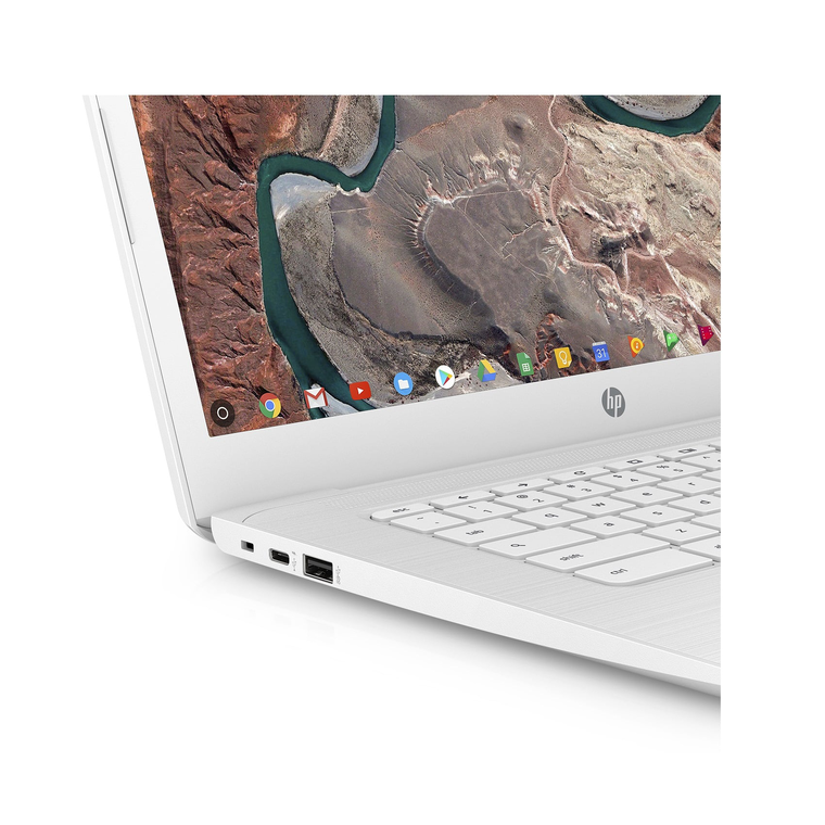 Chromebook 14 with AMD A4-9120C Processor - White