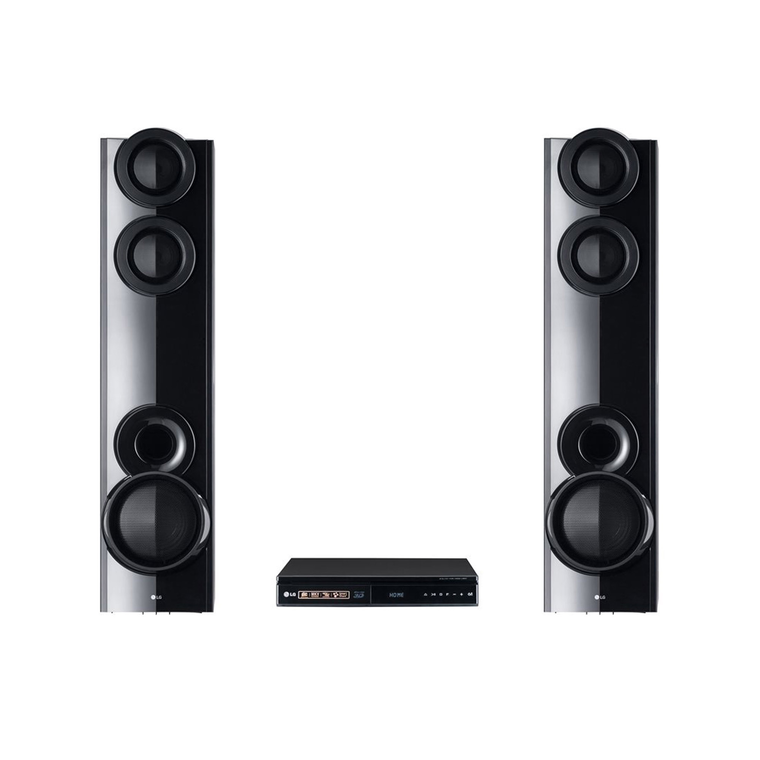 1000W X-Boom Smart Home Theater System