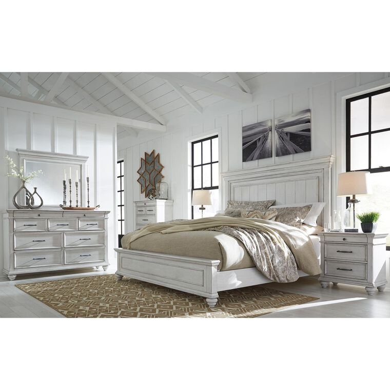 7-Piece Kanwyn Queen Bedroom Collection