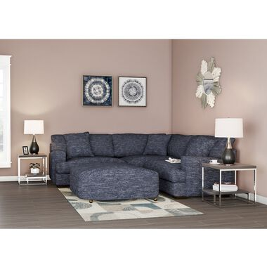 4-Piece Jazz Sectional Living Room Collection