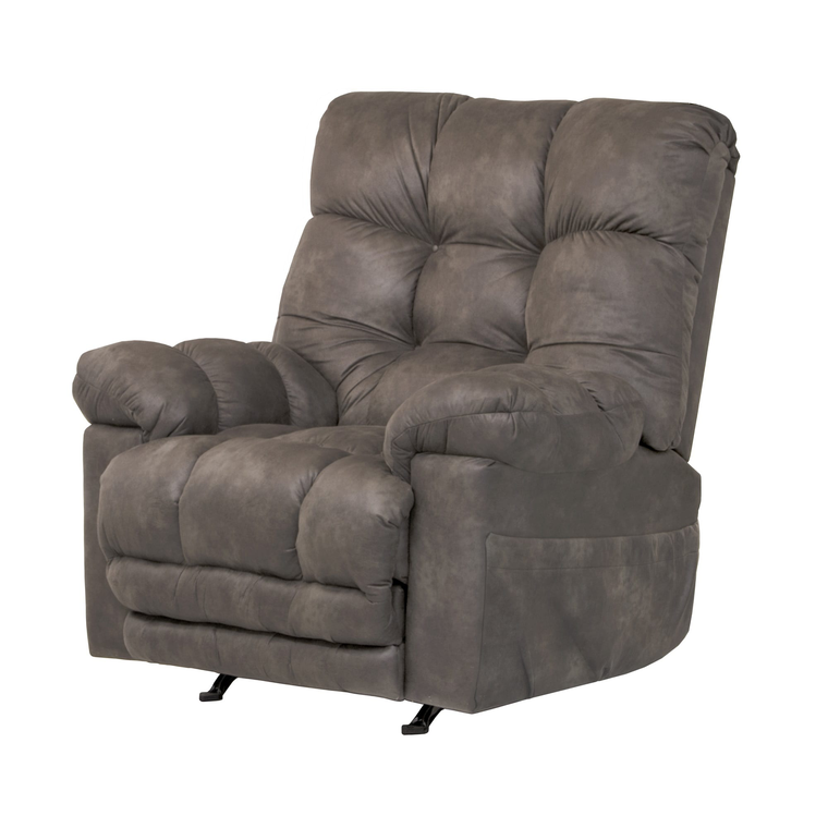 Heat & Massage Rocker Recliner