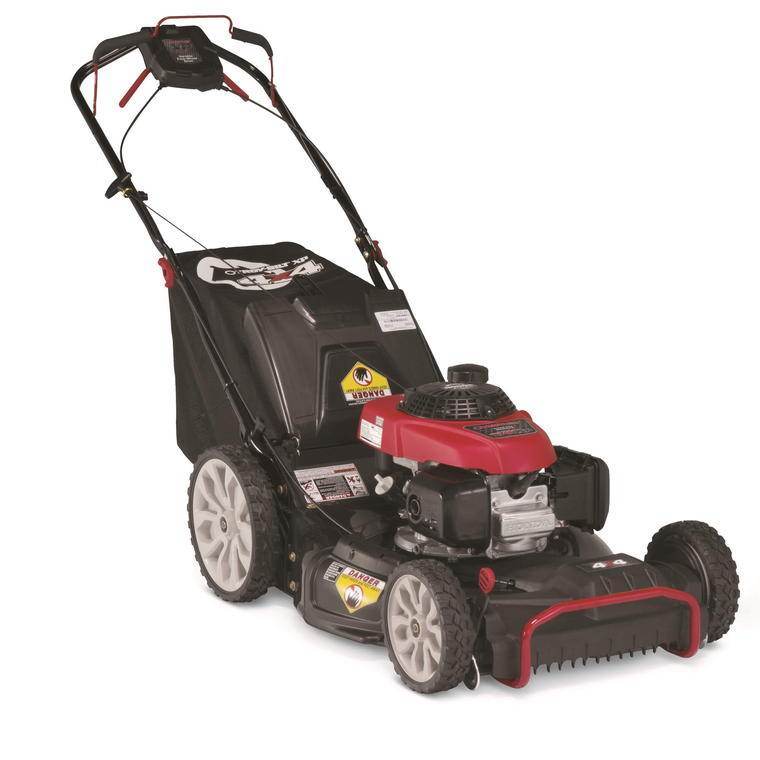 "21"" Self Propelled All Wheel Drive Push Mower with Honda Engine"