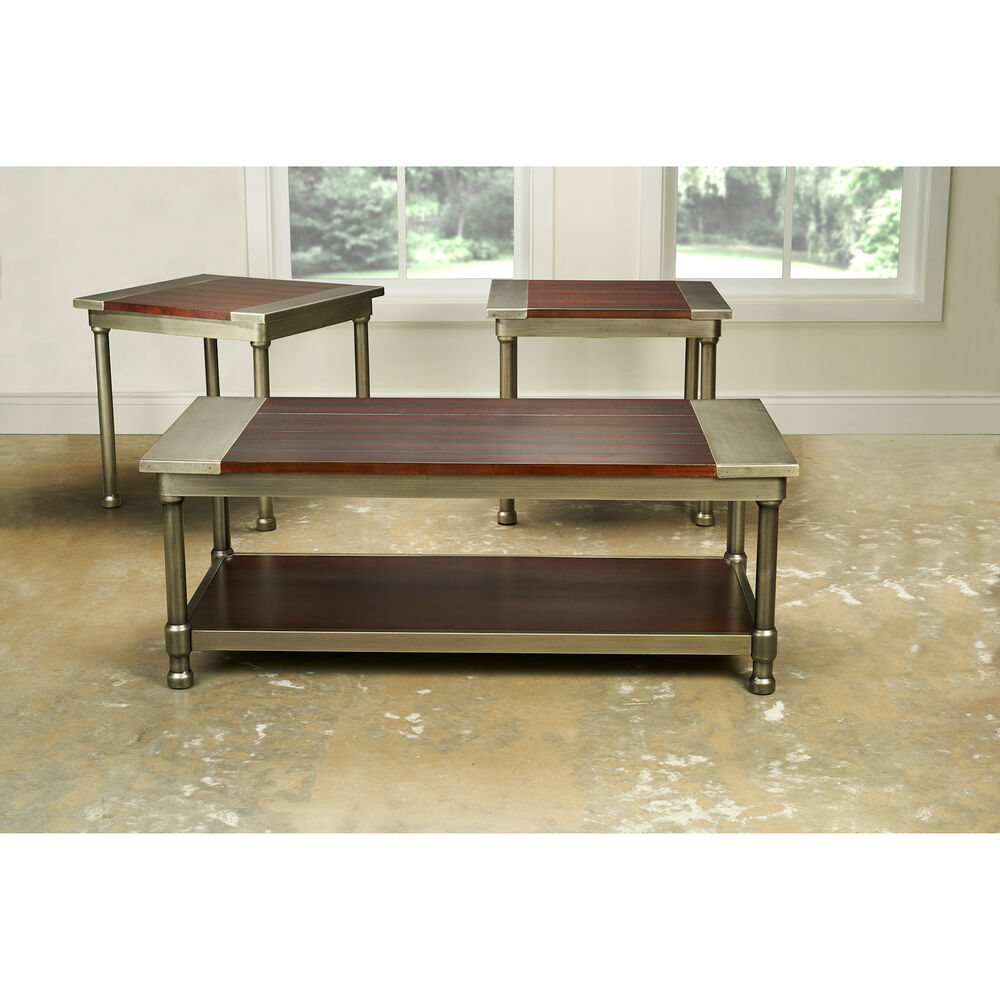 3 Piece Hudson Table Group