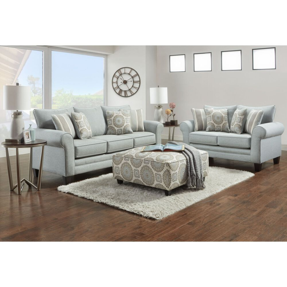 Fusion Furniture Living Room Sets 3 Piece Lara Living Room