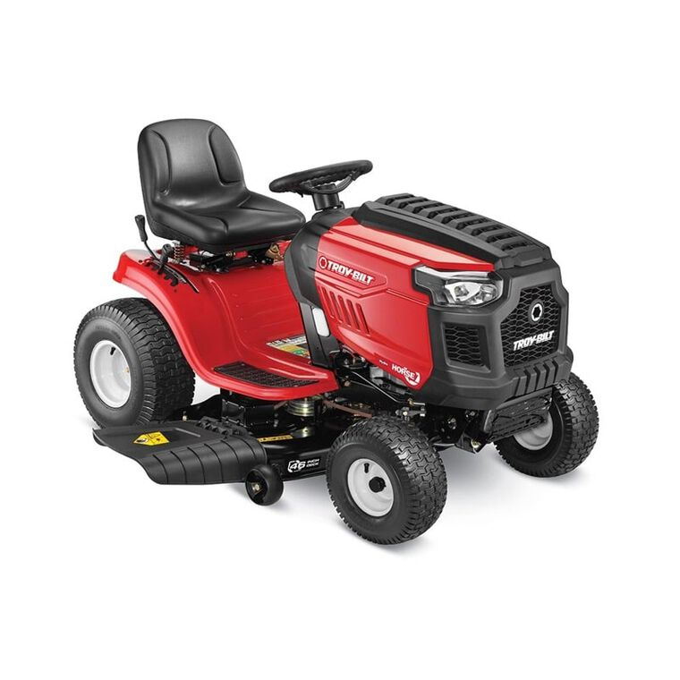 """46"""" Deck 540cc Riding Mower With Automatic Transmission"""