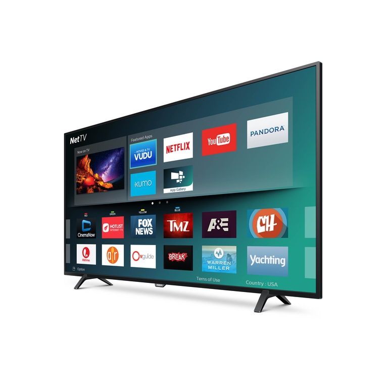 "Paquete de Smart TV UHD 4K de 65"" Class ​​​​​​​ (64.5"" en Diag.) y  Xbox One S de 1 TB"