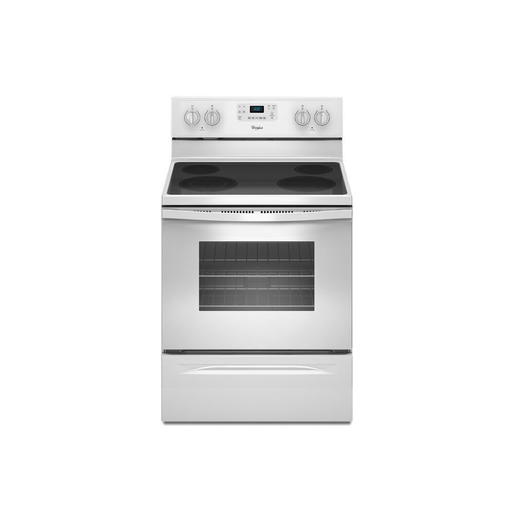 Whirlpool Ranges 5.3 cu. ft. Self Cleaning Electric Range with ...