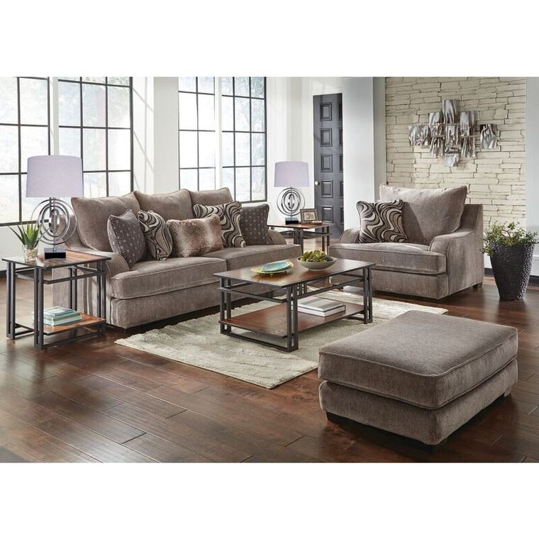 Cheapest Living Room Furniture: Jackson Furniture Industries Living Room Sets 3-Piece