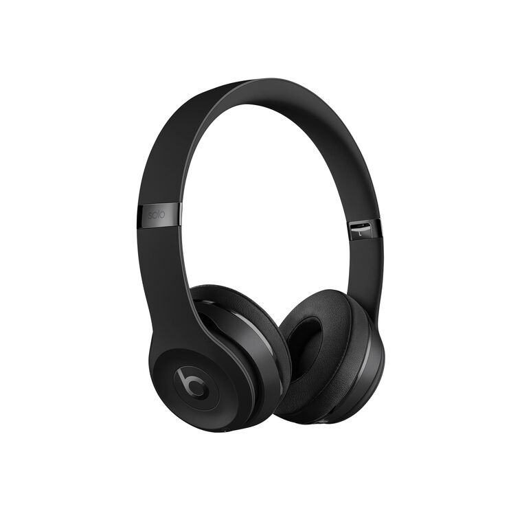 Solo3 Wireless OnEar Headphones - Black