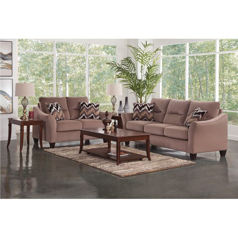 8-Piece Cameron Living Room Collection
