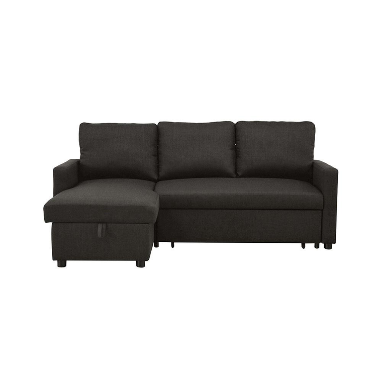 2-Piece Hilton Convertible Sofa Chaise Sectional Living Room Collection