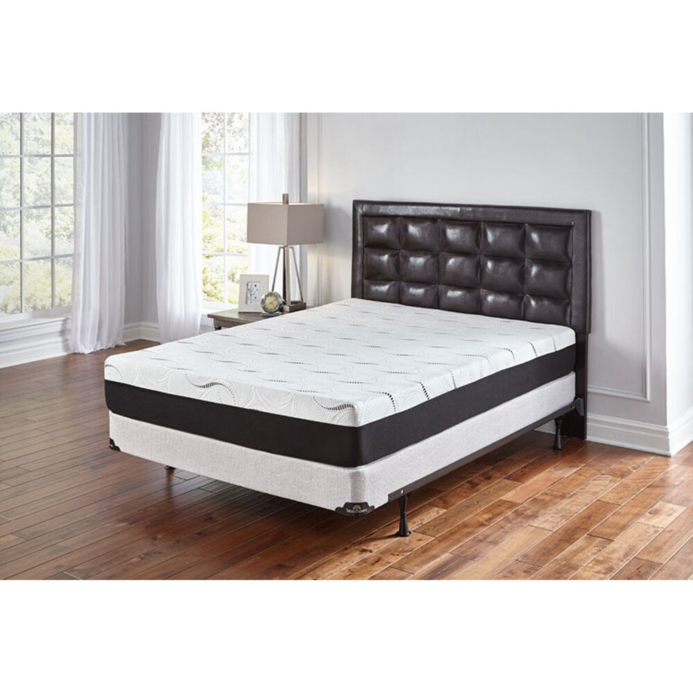 king bed furniture set woodhaven industries mattress sets 10 quot memory foam king 15735