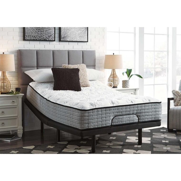 """14.5"""" Tight Top Plush Queen Innerspring Boxed Mattress"""