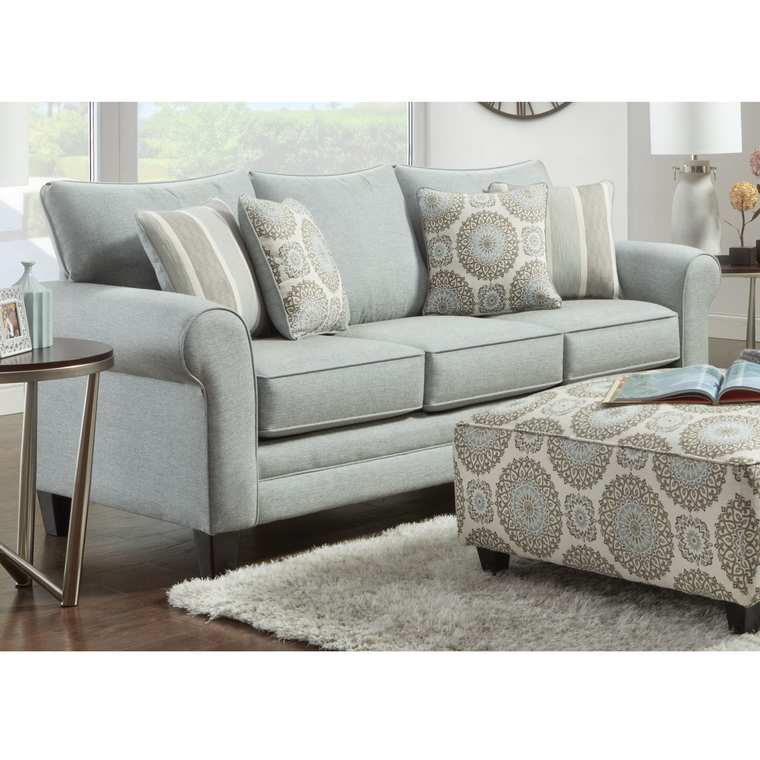 3-Piece Lara Living Room Collection - With Chair