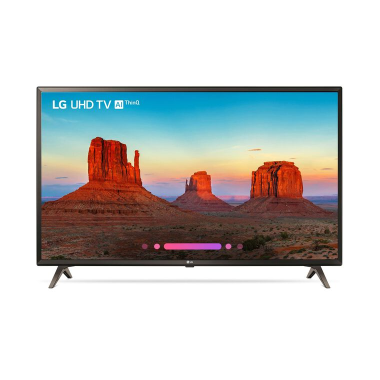 "43"" Class 4K UHD LED Smart TV"