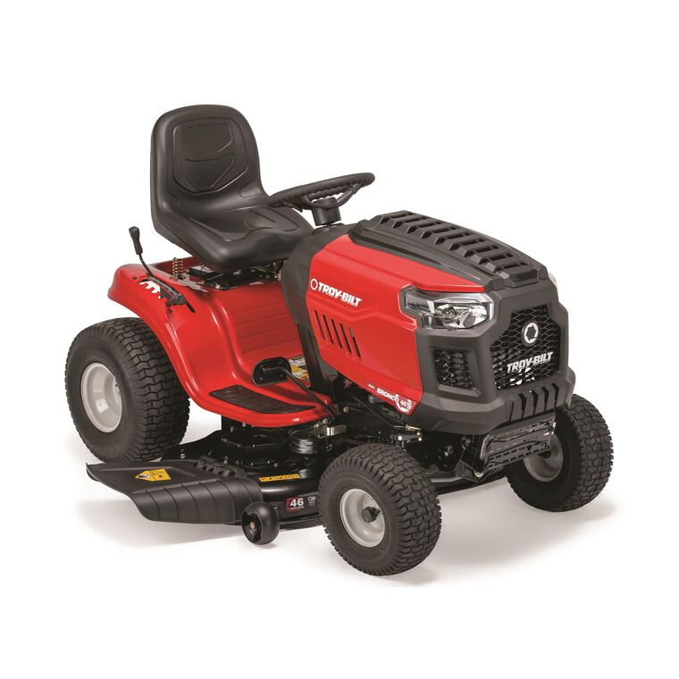 "46"" Deck 679cc Riding Mower With Automatic Transmission"